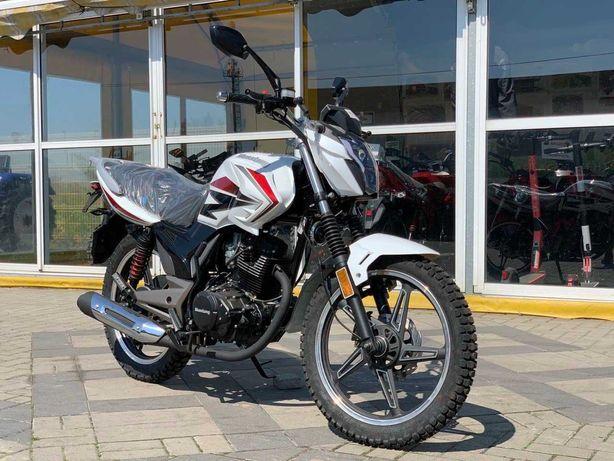 Мотоцикл Musstnag REGION 200 2021 рік, новий дизайн