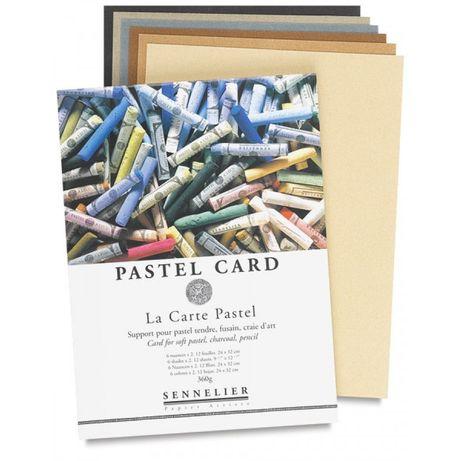 Бумага для пастели Sennelier Pastel card. 360гр 24/32см