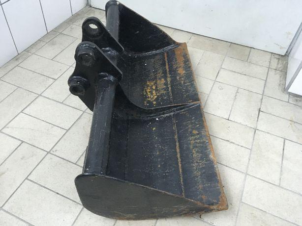 Łyżka 80 cm skarpowa do minikoparki - używana