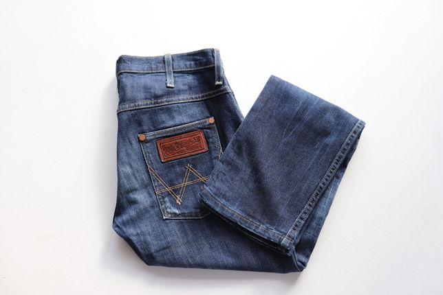 Spodnie męskie jeansy Wrangler Spencer W30 L32. Stan idealny