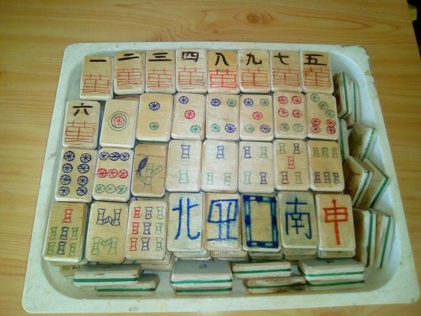 Jogo de mahjong estilo village(aldeia)