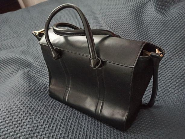 Torba Zara A4 czarna