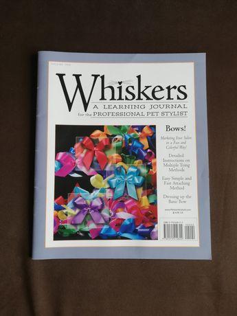 Książka whiskers