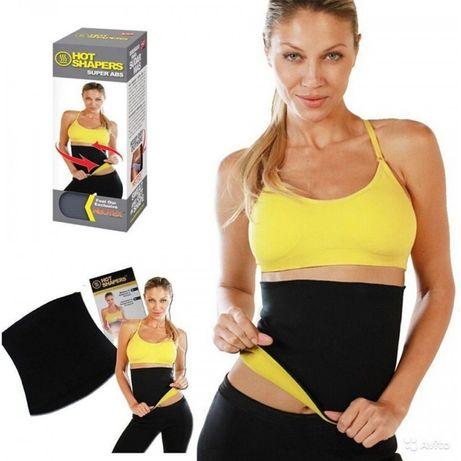 Комплект: пояс для похудения Neotex + бриджи для похудения Хот Шейперс