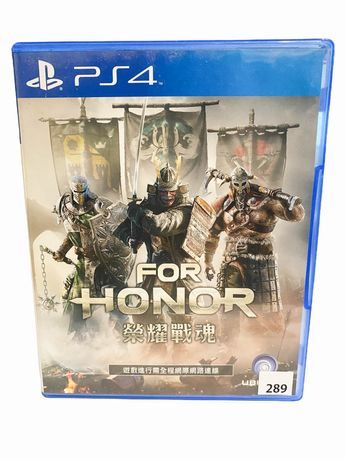 For Honor Pl Ps4 / 289