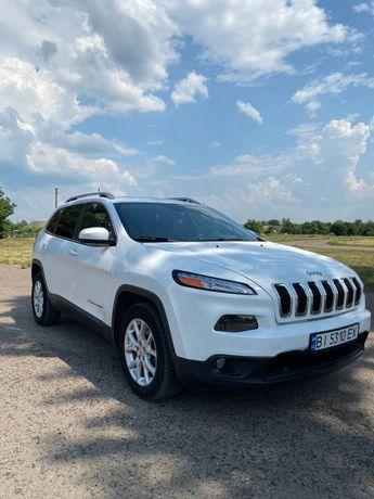 Продам Jeep Cherokee Latitude 2016 року