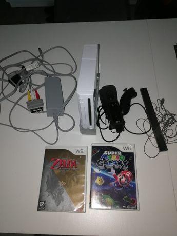 Nintendo Wii + 2 Bestsellery