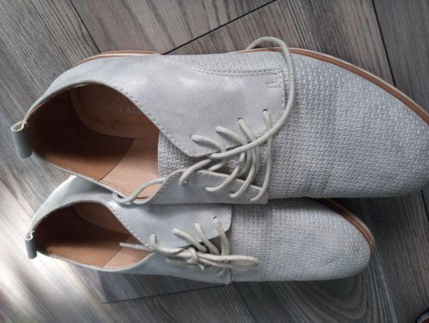 Buty nowe raz ubrane