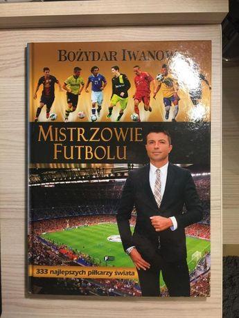Książka Mistrzowie Futbolu