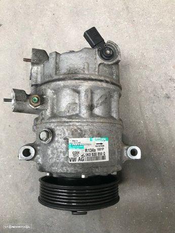 Compressor de AC Audi A 3 2.0 TDI Vw Golf V 2.0 TDI 1K0 820 859 Q