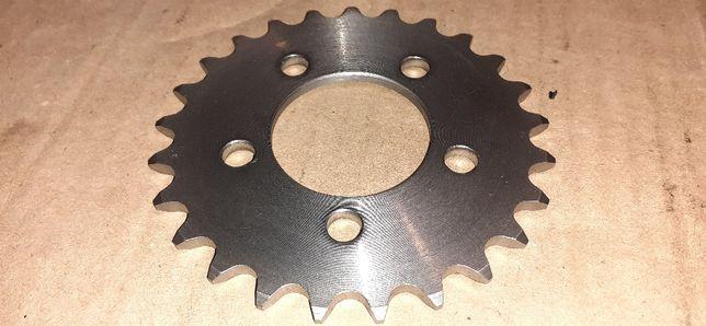 Fabrycznie nowa zebatka koła tył motorynka m1 m2 m3 .25 zeby