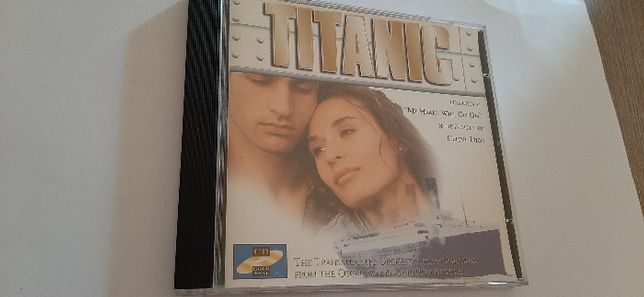 1 CD banda sonora Titanic