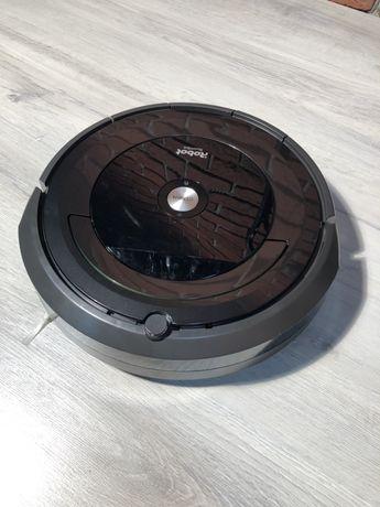 Робот пылесос iRobot Roomba 696. Пример уборки для Xiaomi.