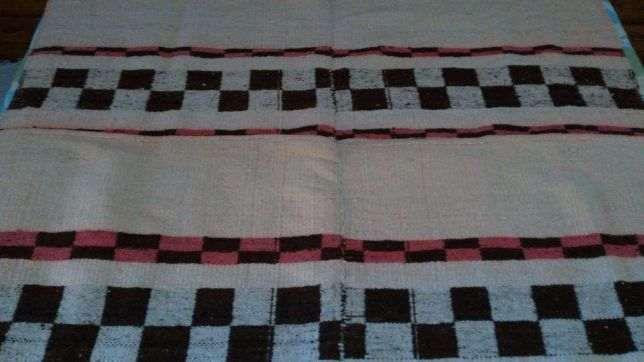 Cobertor de lã caseira de ovelha