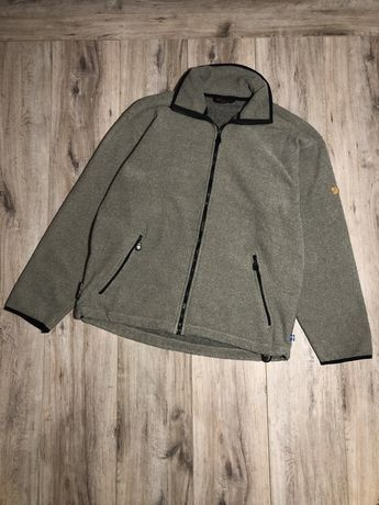 Мужская флисовая кофта куртка флиска Fjall raven polartec arcteryx tnf