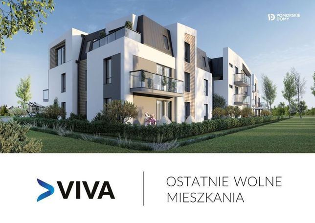 VIVA - nowe mieszkanie 3-pokojowe (63 m2)