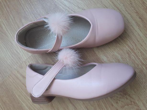 Милейшие туфельки для принцессы, размер 29