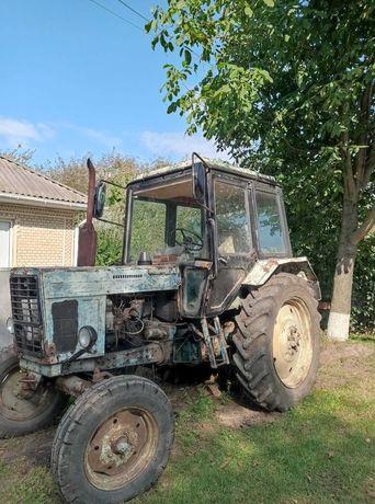 Трактор МТЗ 80-УК