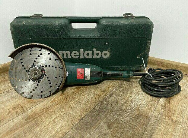Болгарка metabo большая