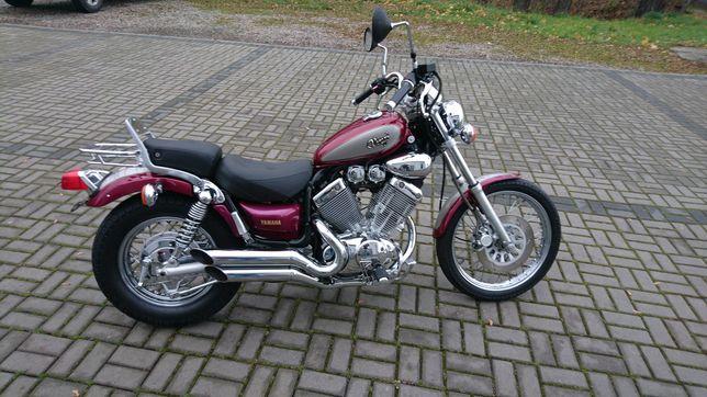 Yamaha xv 535 virago dx raty,transport