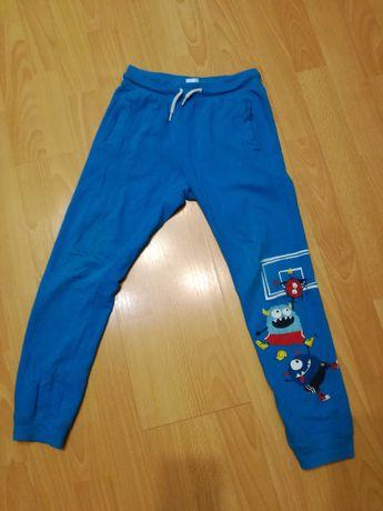Spodnie dresowe długie dla chłopca, Little kids, rozmiar 122