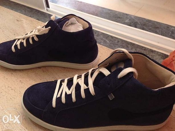 Ténis Ishoes azuis escuros Tam.42 - novos!