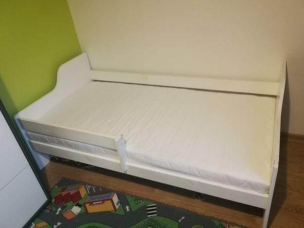 Łóżko dziecięce 160x80 z materacem lateksowym