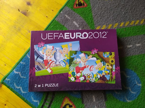 Puzzle euro 2012