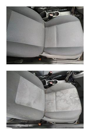 Pranie/czyszczenie tapicerki meblowej (narożniki, sofy), samochodowej.