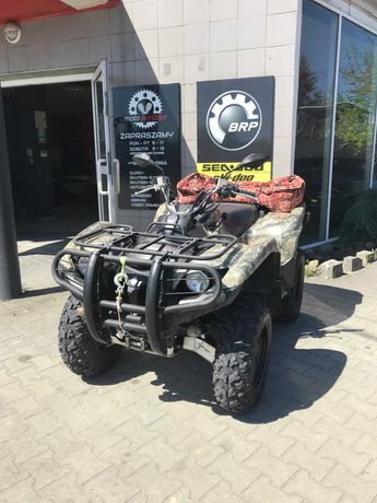 ATV Quad Yamaha Gryzzli 700 EPS 4x4 2012r 2450km JAK NOWY