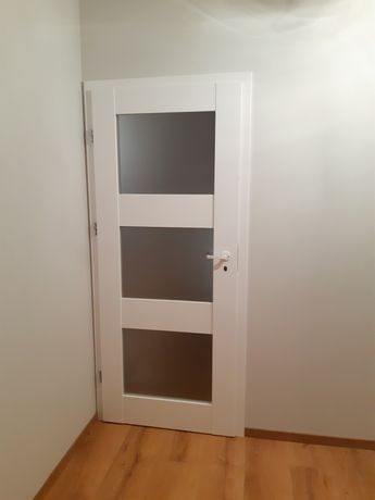 Drzwi wewnętrzne Białe 80