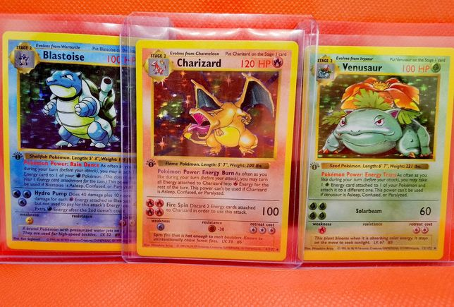Pokémon Cartas Holográficas [FANMADE]