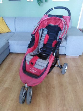 Wózek spacerówka baby jogger city mini