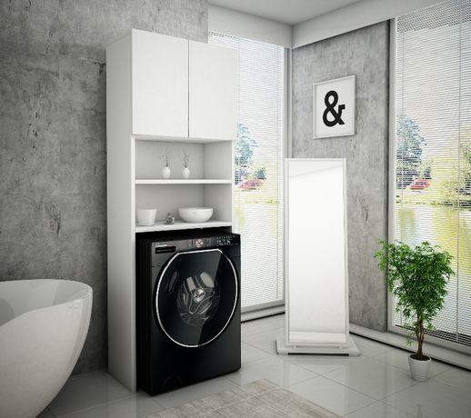 Шафка над пральною машинкою стан - новий