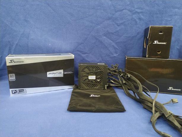 Блок живлення SeaSonic Prime 1200 Platinum (SSR-1200PD)