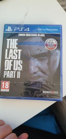 The last of us 2! NOWA! PL. PS4 I PS5! Wysyłka olx!