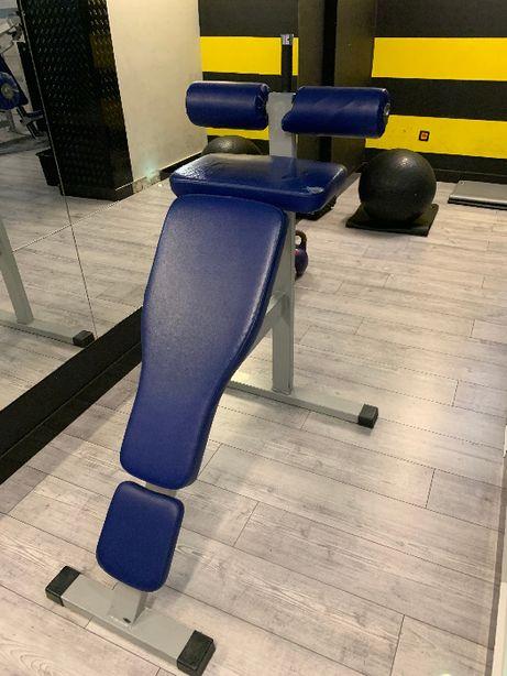 Olymp ławka do ćwiczeń mięśni brzucha Technogym Life Fitness