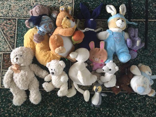 Мягкие фирменные игрушки