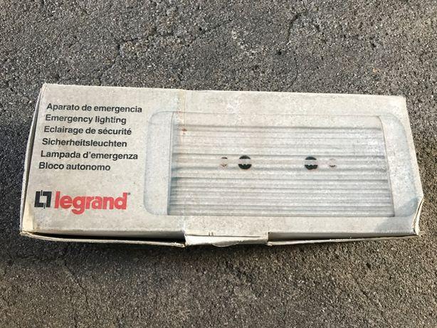 Luz de emergência Legrand