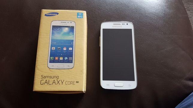 Samsung GALAXY CORE LTE tani prawie nowy telefon