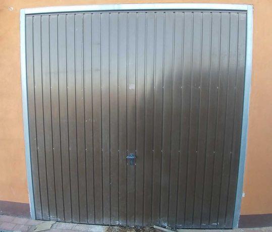 Drzwi garażowe uchylne WISNOWSKI 2,65mx2,65m