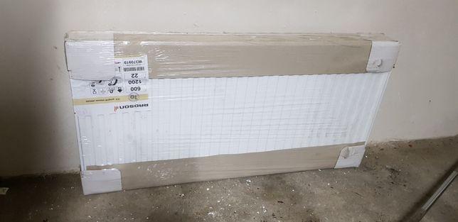 Grzejniki panelowe NOWE !! 4 sztuki - 120cm, 92cm