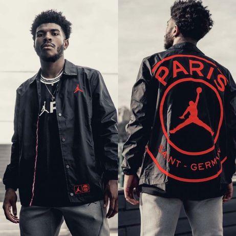 Куртка Air Jordan Paris Saint-Germain р S,M,L bq4213 011 PSG nike