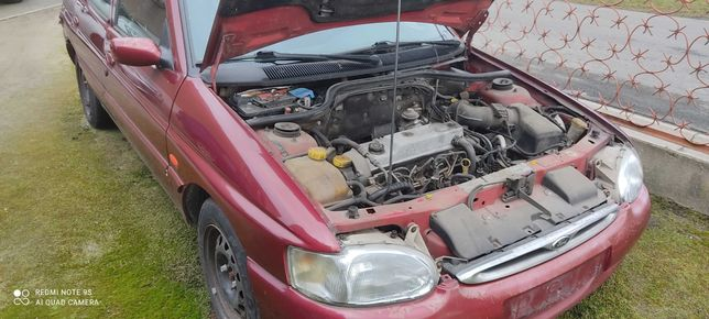 Silnik Ford Escort 1.8 TD Klima, inne części.