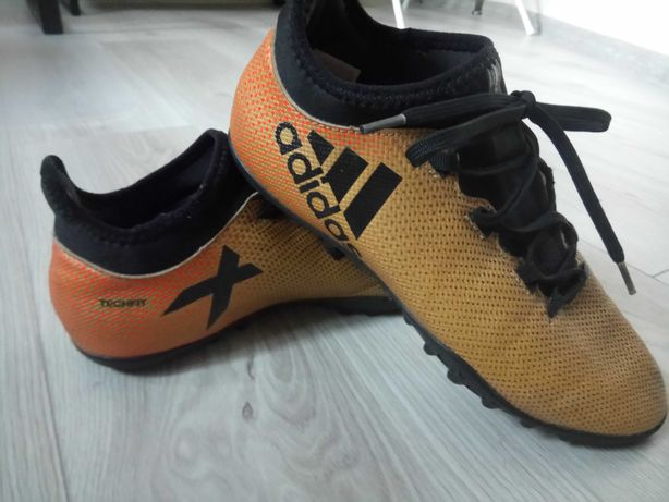Adidas 39 korki 39.5 męskie młodzieżowe buty sportowe