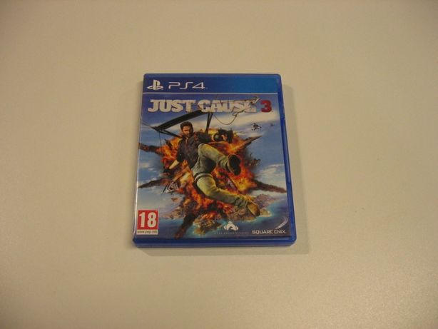 Just Cause 3 - GRA Ps4 - Opole 1095