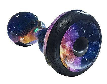 АКЦИЯ! Гироборды, гироскутеры, сигвей 10.5 дюймов цвет Космос