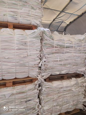 Używane worki Big Bag 90x90x160cm na Pellet/ Idealny stan!