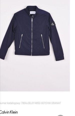 Nowa z metkami męska kurtka Calvin Klein