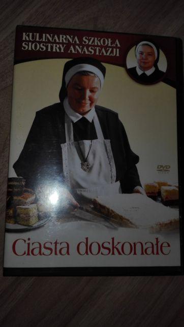 Kulinarne przepisy siostry Anastazji - Ciasta doskonałe film DVD